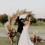 Moody Boho Chic Wedding Flowered by Enid Floral & Gifts